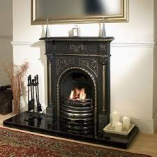 fireplaces cast iron