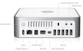mac mini size