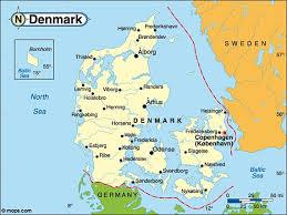 denmark country