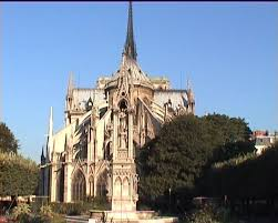 cathedral of notredame