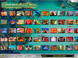 enchanted forest games