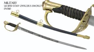 swords used in the civil war
