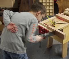 kids woodwork