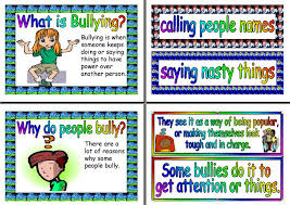anti bullying posters