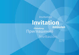 corporate invitation template