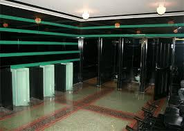 hotel restrooms