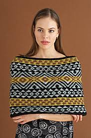 fair isle knitting patterns
