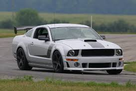 roush racing mustangs