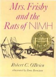 mrs frisby and rats of nimh