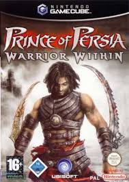 prince of persia warrior within gamecube