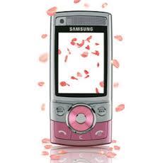 samsung pink phone