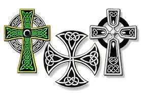 celtic cross irish