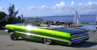 chevy low rider