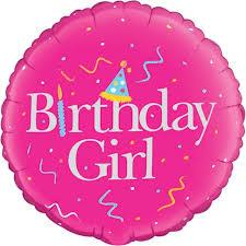 birthday girl pics