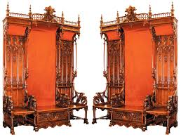 gothic furnishings