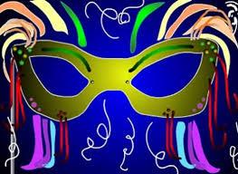 antifaces de carnaval