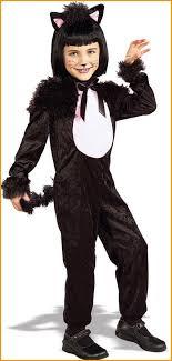 halloween costume black cat
