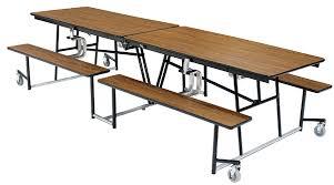 lunchroom table