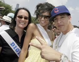 pictures of daddy yankee and his wife