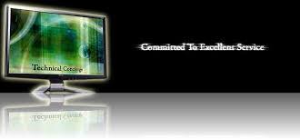 computer tech logo