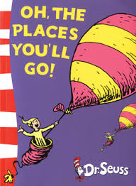 oh the places you ll go books