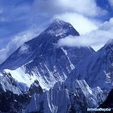 عکس کوه اورست - بلند ترین کوه جهان