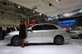 2009 subaru impreza wrx sedan