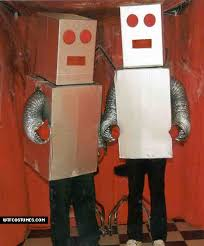 robot costume ideas