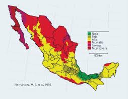 zonas climaticas de mexico