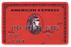 american express red card