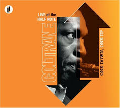 john coltrane live at the half note