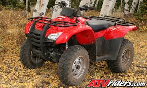 honda rancher at