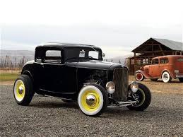 1932 ford coupes