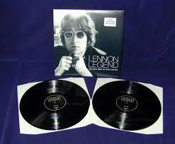 lennon legend dvd