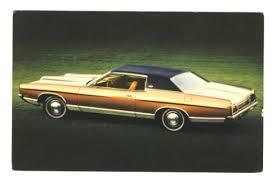 1971 ford ltd brougham