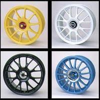 powder coat wheels