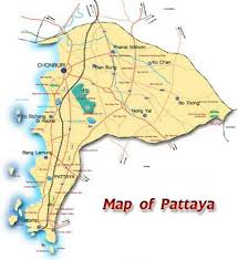 pattaya second road