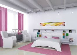 white modern bedroom furniture