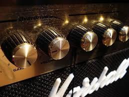 marshall knob
