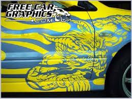 dragon car stickers
