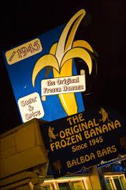 banana stands