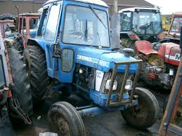 ford 6610 tractors