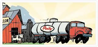 milk tank trucks