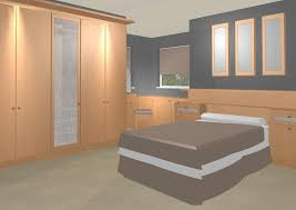 beech bedroom
