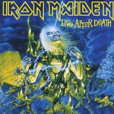 iron maiden live after