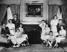 kennedy family picture