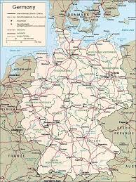 german train map