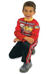 car racing costumes