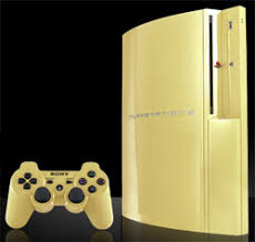 playstation 3 gold