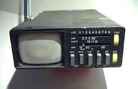 1 inch tv